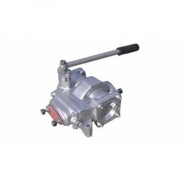 Vickers PV028L1L1AYNMFC + PGP511A0190A Piston Pump PV Series #2 image